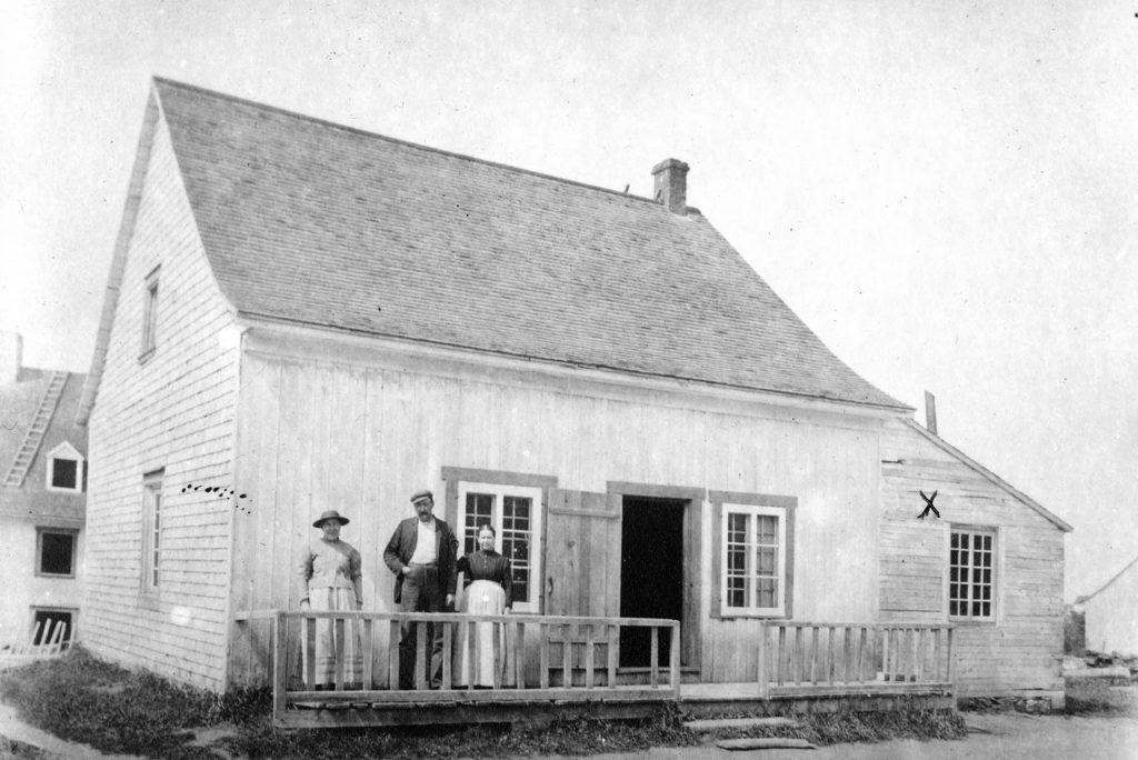 T moin de l 39 histoire la petite maison de colonisation - Origine du mot maison ...