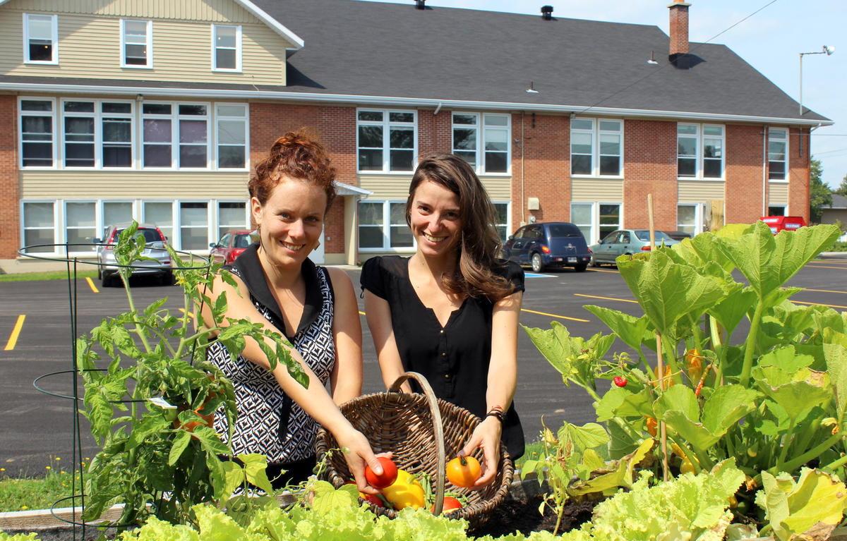Quand jardiner est synonyme de partage le placoteux for Jardin synonyme