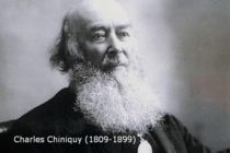 Conférence sur Charles Chiniguy