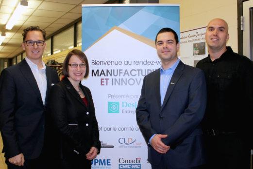 Montmagny : rendez-vous manufacturier et de l'innovation