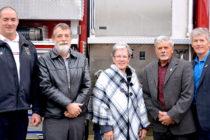 Pompiers de Saint-Roch : la municipalité compte aller de l'avant