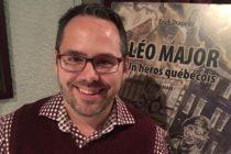 Lancement du livre Léo Major — Un héros québécois