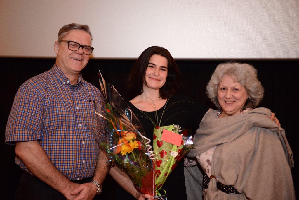 Anne Émond présente Nelly au cinéma Le Scénario