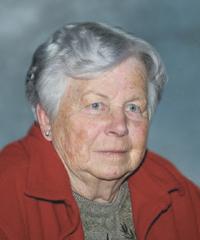 Yolande Chamberland Laplante (1933-2017) de Saint-Pascal