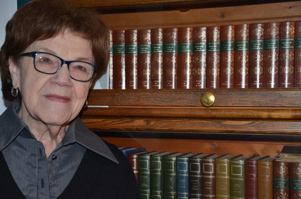 Madeleine Bélanger: une femme d'humanité