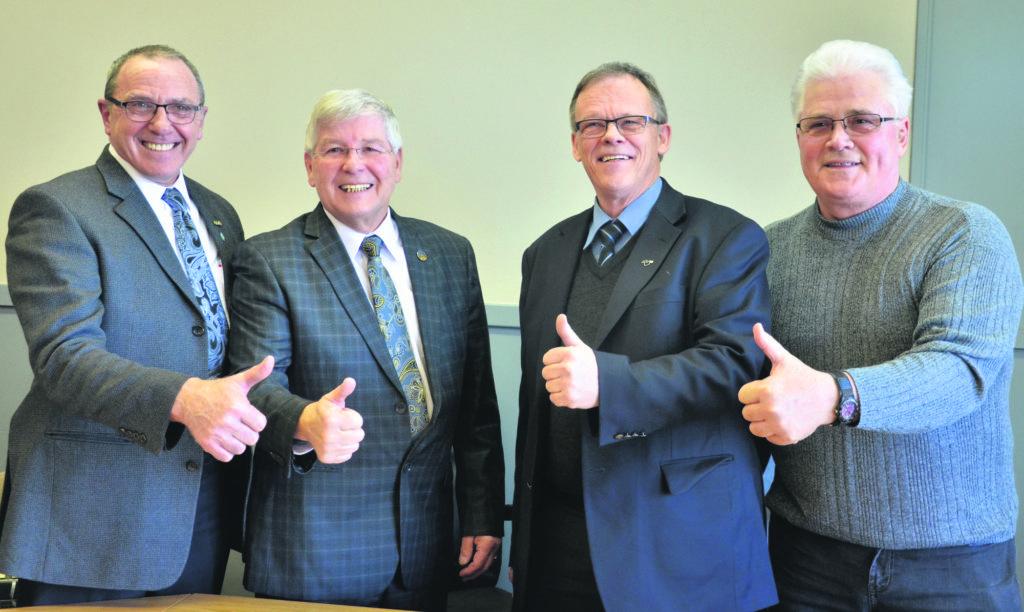 MRC de L'Islet : Québec donne son aval à trois projets d'aqueduc et d'égout
