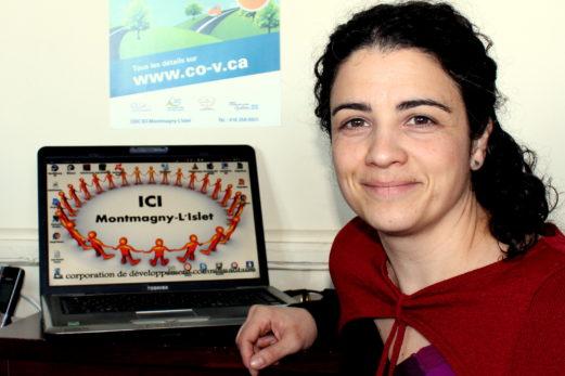 Saint-Jean-Port-Joli : Accès internet gratuit au bureau de la CDC