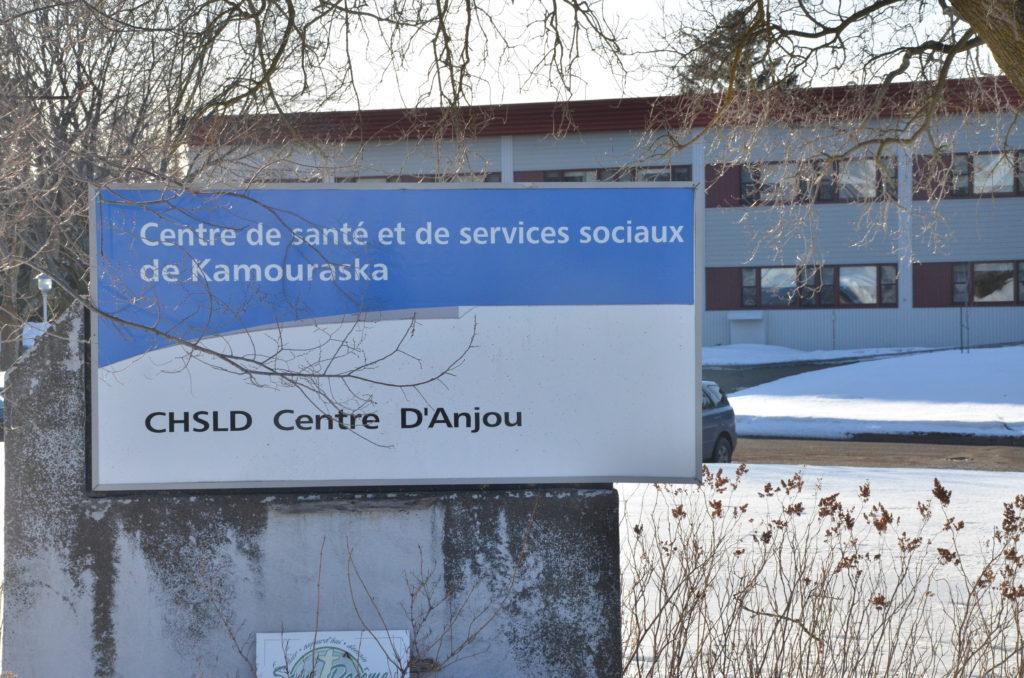 «Réflexion additionnelle» concernant le Centre d'hébergement d'Anjou