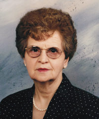 Carmelle Drapeau Roussel (1925-2016)