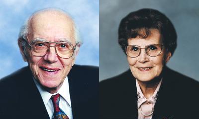 Louis Charest et Gertrude Rivard