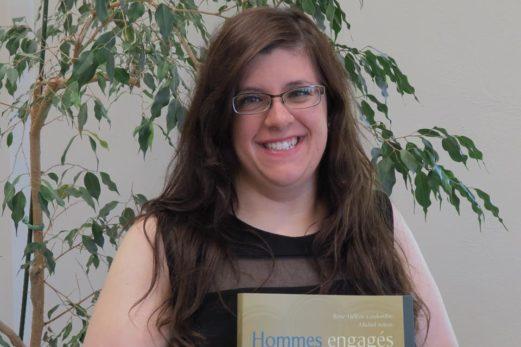 Une bibliotechnicienne de l'ITA collabore à un livre historique