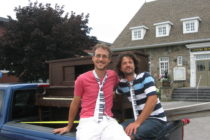 Le Pianiste et son Vachon en tournée dans L'Islet