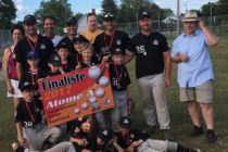 Les Cougars finalistes au Tournoi Atome Provigo de Saint-Pascal