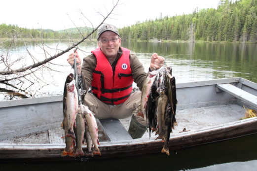 Quatre endroits pour pratiquer la pêche dans le Kamouraska