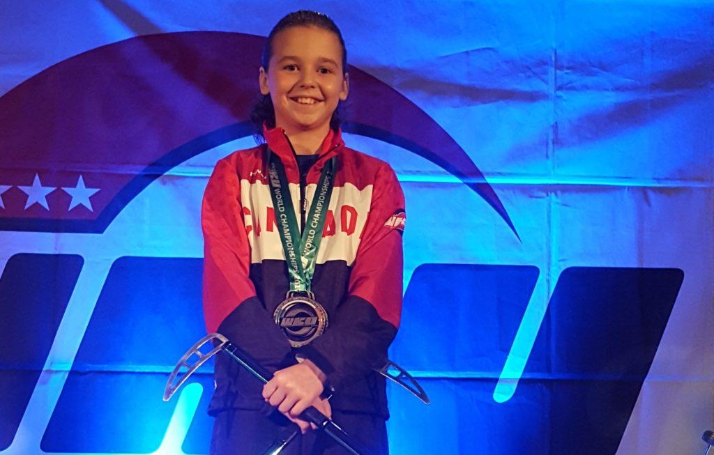 Un athlète de Saint-Jean-Port-Joli au Championnat mondial de karaté
