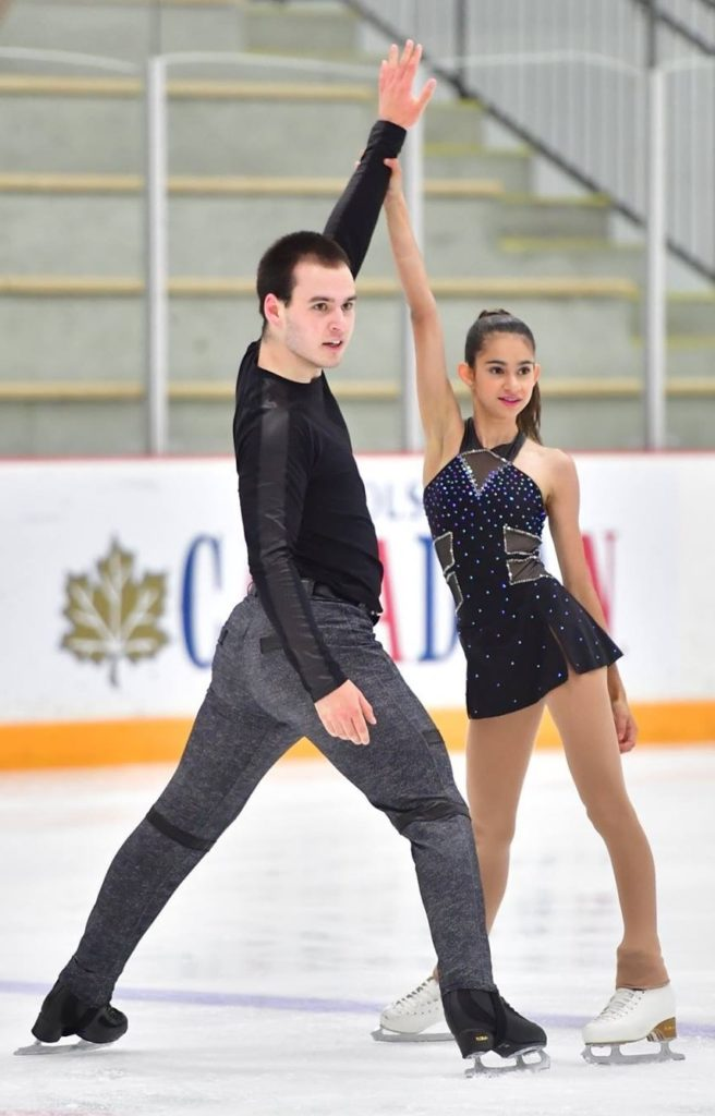 Des rêves plein la tête pour le patineur Pier-Alexandre Hudon