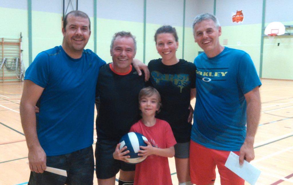 Belle réussite pour le 4e tournoi de Volley-Ball du GYM-Action