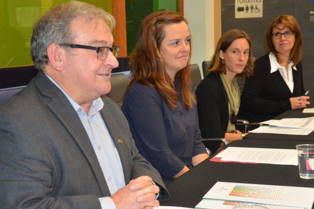 COSMOSS : plus de 300000$ investis pour les enfants et les jeunes