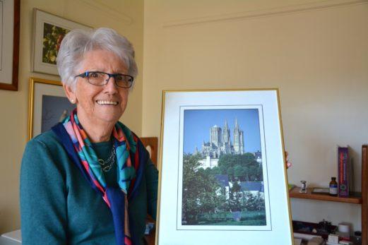 La mère du jumelage Coutances-La Pocatière veut que son «bébé» revive