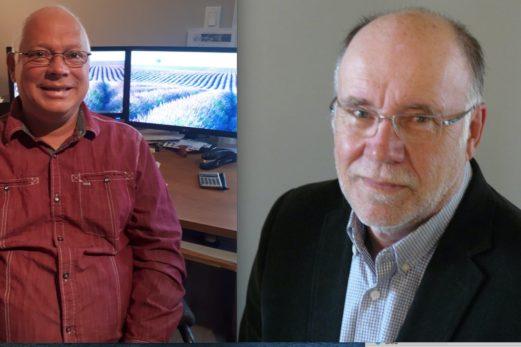 Normand Caron et Richard Pelletier s'affrontent à Saint-Jean-Port-Joli