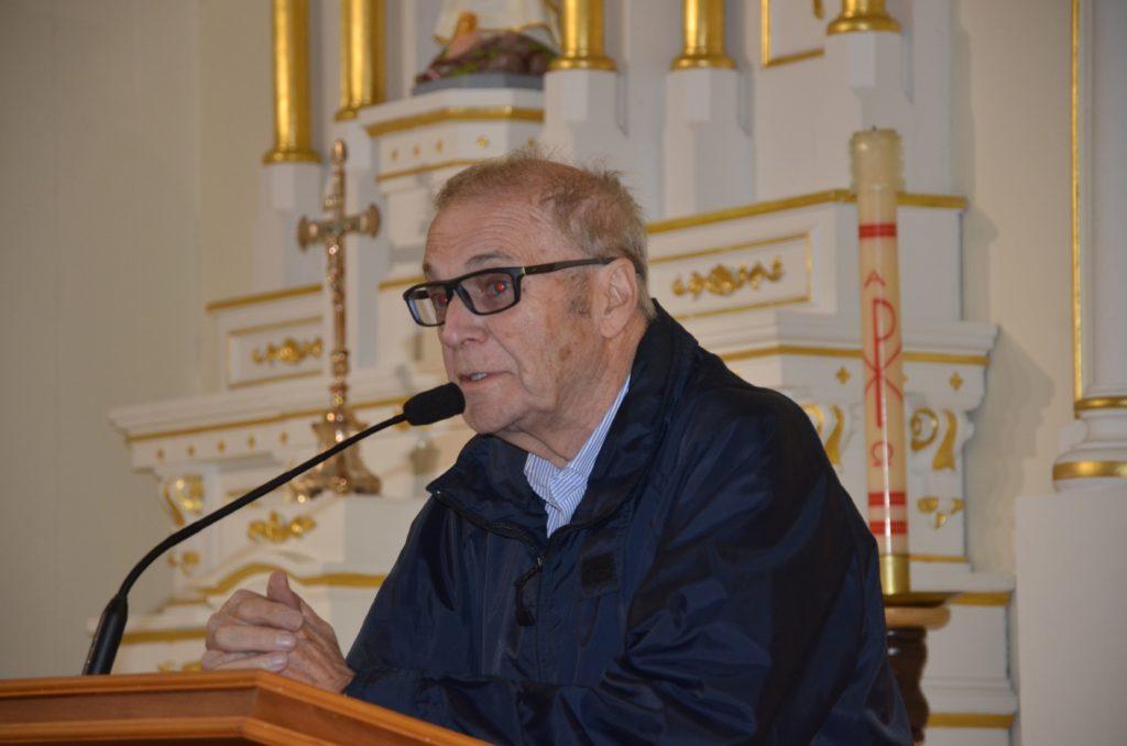 À Saint-Pacôme, Claude Poirier se raconte…