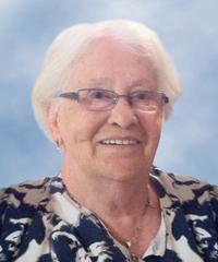 Georgette Bernier Côté (1933-2017)