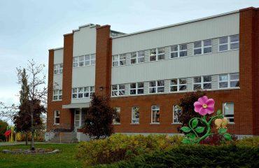 L'École des Vents-et-Marées de Rivière-Ouelle. Photo : Maxime Paradis.