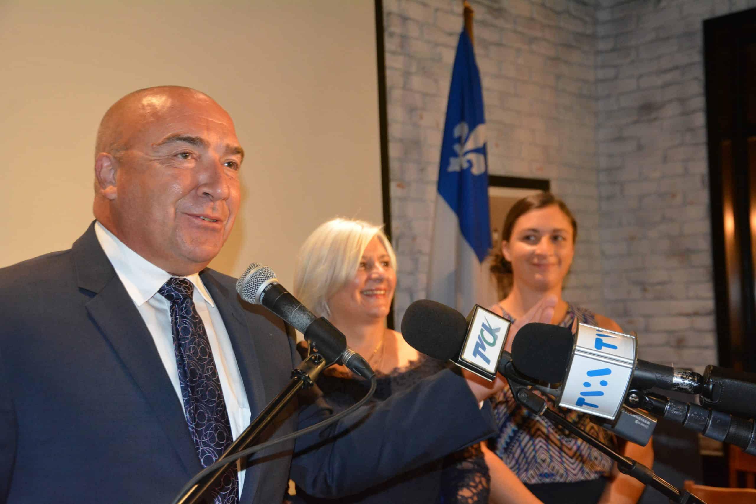 Élections fédérales : Bernard Généreux réélu dans Montmagny—L'Islet—Kamouraska—Rivière-du-Loup